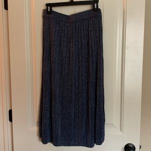 Midi Skirt Banana Republic